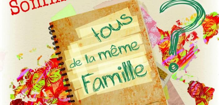 Sommes nous tous de la même famille