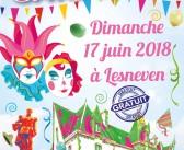Carnaval – 17 juin 2018
