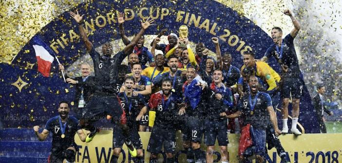 CME : Graff Coupe Du Monde 2018 à Jean Abautret