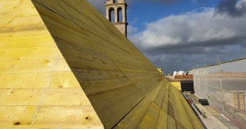 Le Musée du Léon se coiffe d'une nouvelle toiture